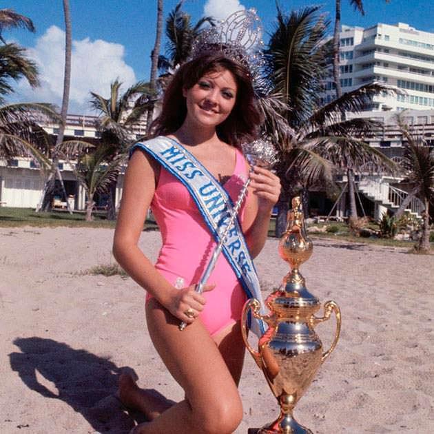 Георгина Риск - Мисс Вселенная из Ливана