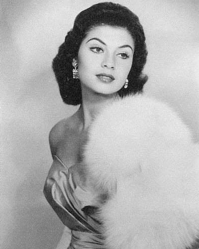 Гладис Сендер - Мисс Перу 1957