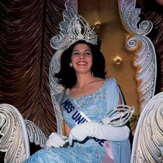 Йеда Мария Варгас - Мисс Вселенная 1963