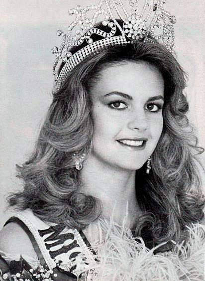 Ирене Саэс - Мисс Венесуэла 1981