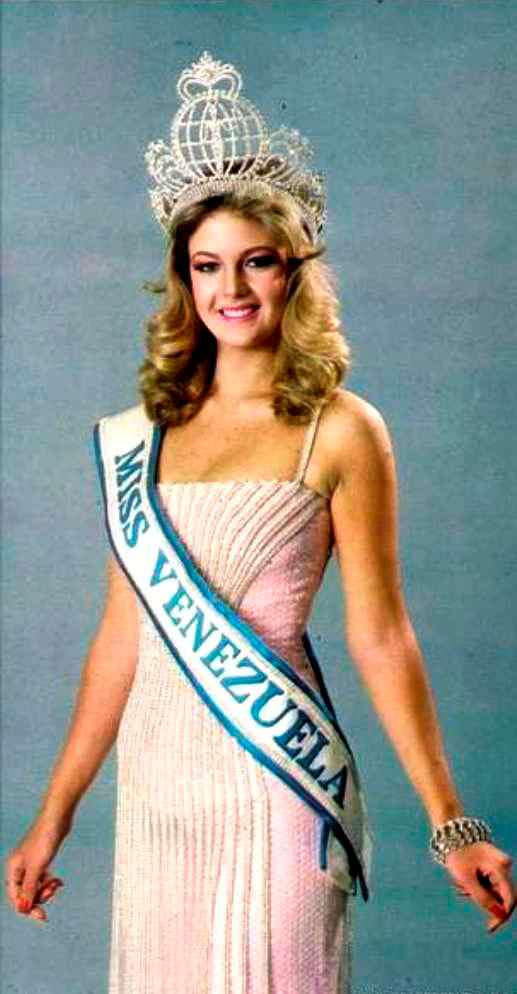 Мисс Венесуэла 1981 года