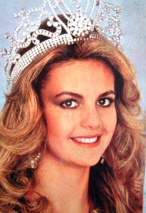 Ирене Саэс - 30-я Мисс Вселенная