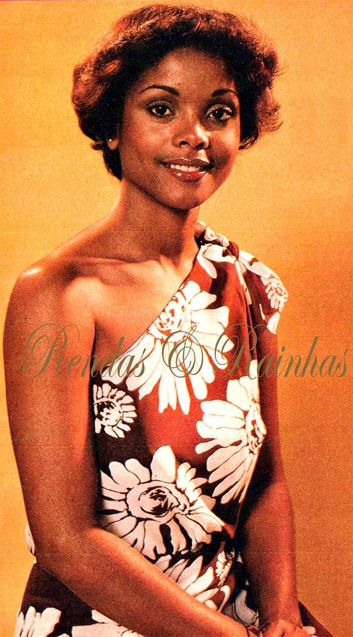 Джанель Комиссионг - Мисс Вселенная 1977