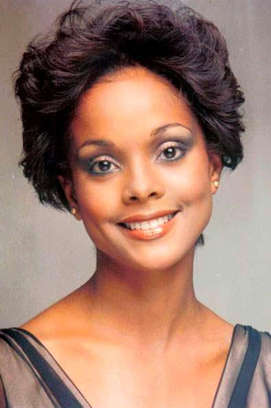 Джанель Комиссионг победительница «Мисс Вселенная 1977»