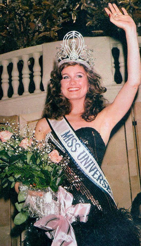 Карен Диана Болдуин - Мисс Вселенная 1982