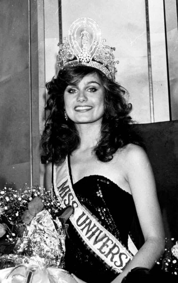 Карен Диана Болдуин - 31-я Мисс Вселенная