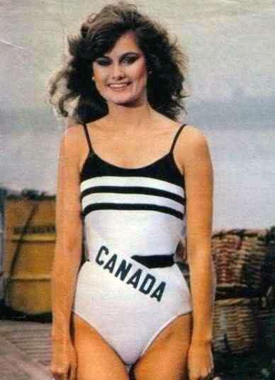 Фото | Мисс Вселенная 1982 в купальнике