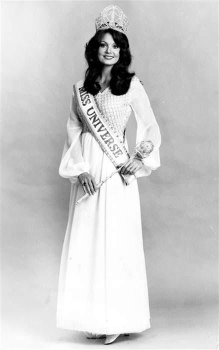 Керри Энн Уэллс - первая Мисс Вселенная из Австралии
