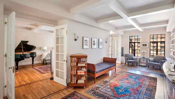 Майкл Си Холл из «Декстера» купил квартиру на Манхэттене | фото