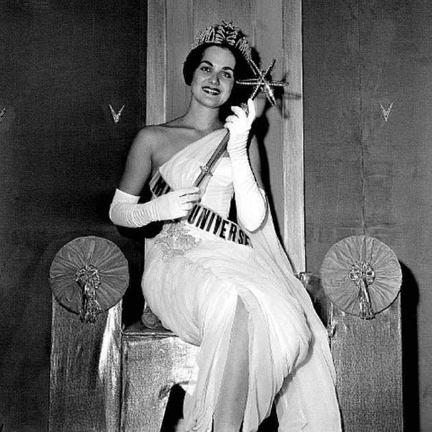 Линда Бемент - Мисс США 1960 года