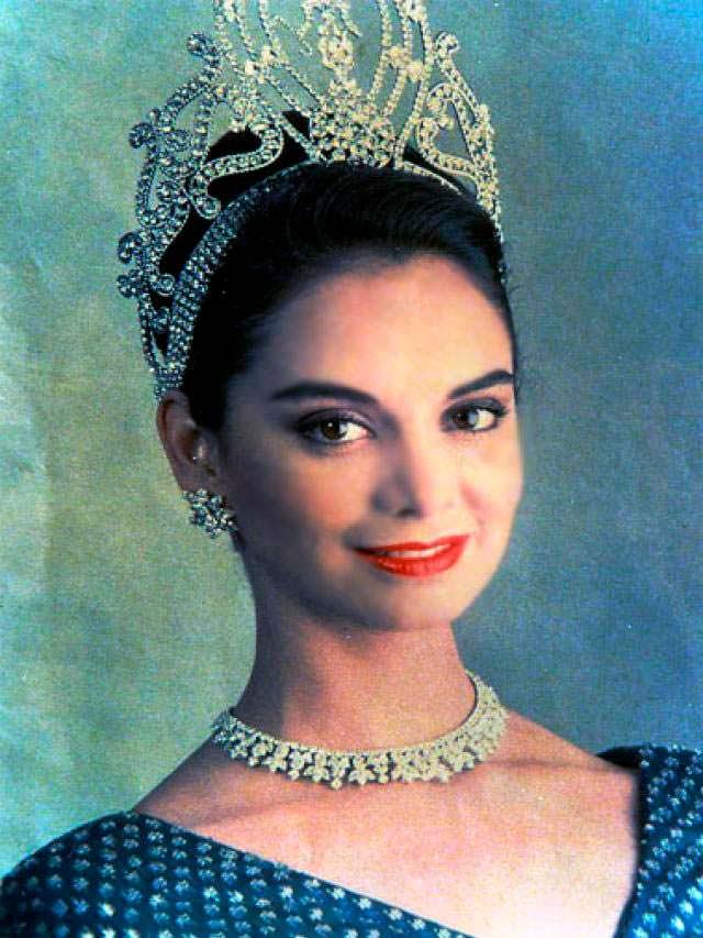 Лупита Джонс - победительница «Мисс Вселенная 1991»