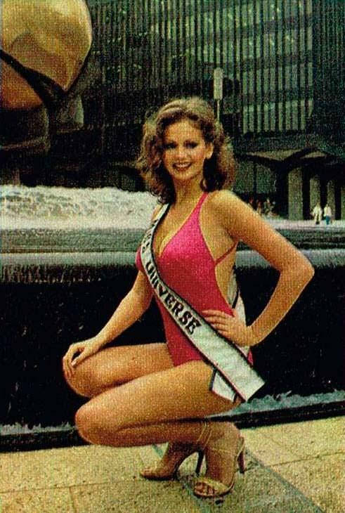 Фото | Мисс Вселенная 1978 в купальнике