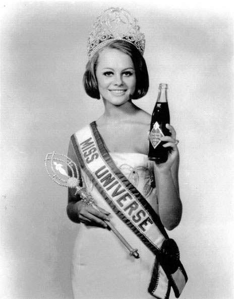 Маргарета Арвидссон и Royal Crown Cola