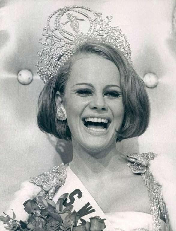 Маргарета Арвидссон - Мисс Вселенная 1966
