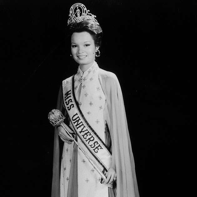 Мария Маргарита Моран - Мисс Вселенная из Филиппин