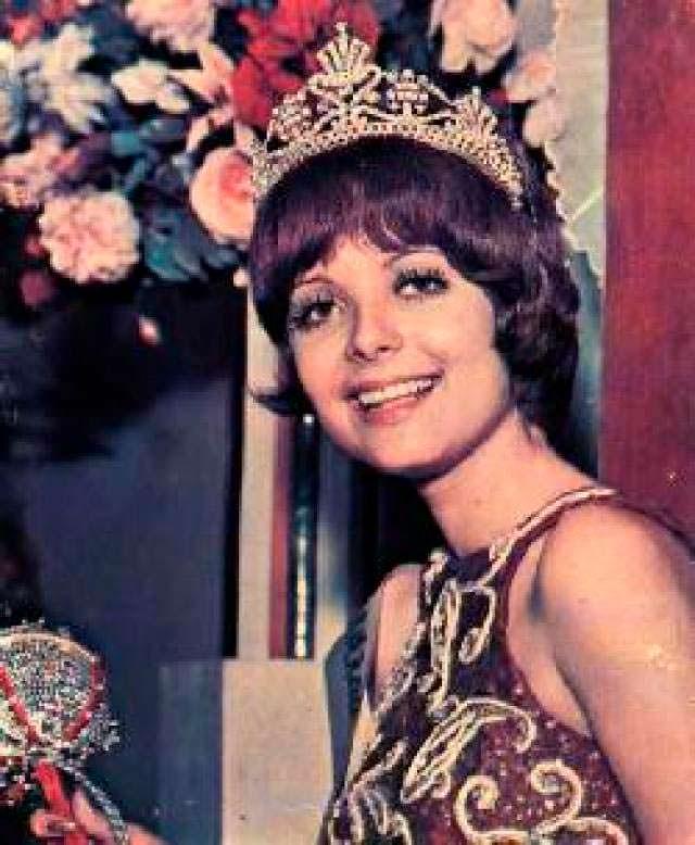Марисоль Маларет победительница «Мисс Вселенная 1970»