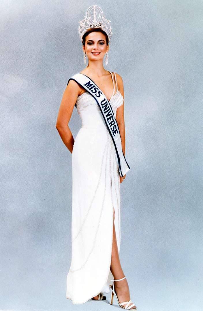 Марица Сайалеро - Мисс Вселенная 1979