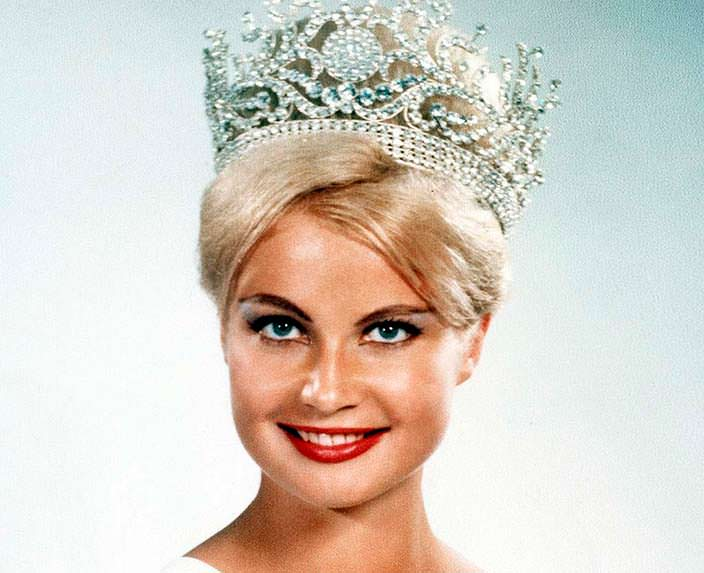 Марлен Шмидт Мисс Вселенная 1961