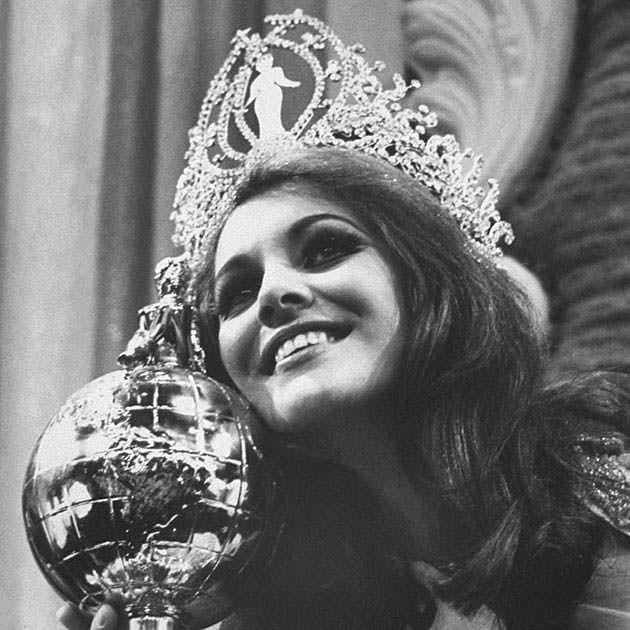 Мисс Вселенная 1968 года