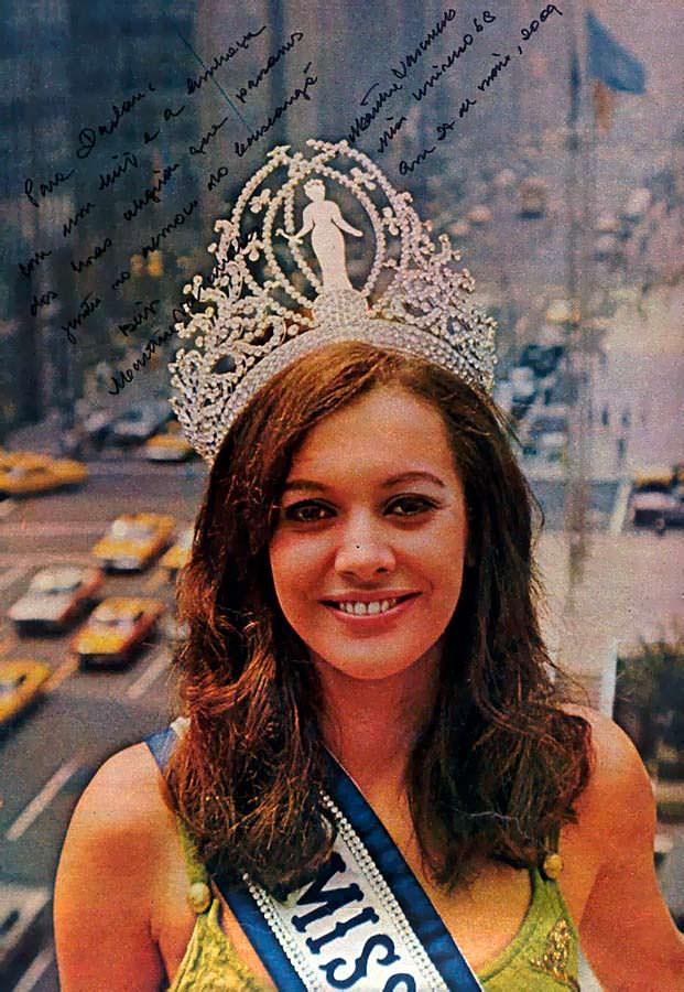 Марта Васконселлос модель из Бразилии