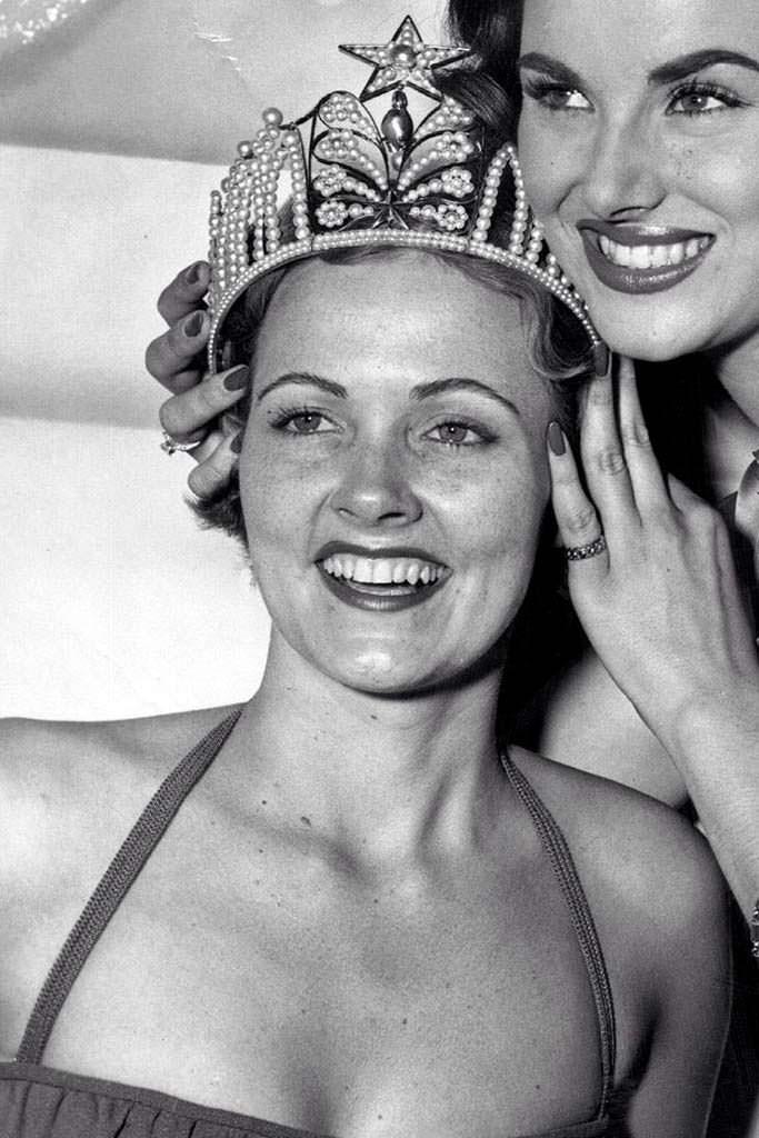 Мириам Стивенсон Мисс Вселенная 1954 года