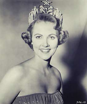 Мириам Стивенсон Мисс США 1954 года