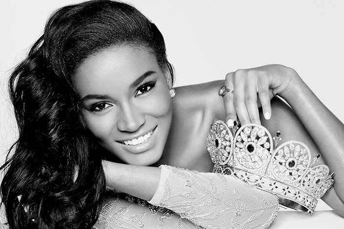 Мпуле Квелагобе - Мисс Вселенная из Ботсваны