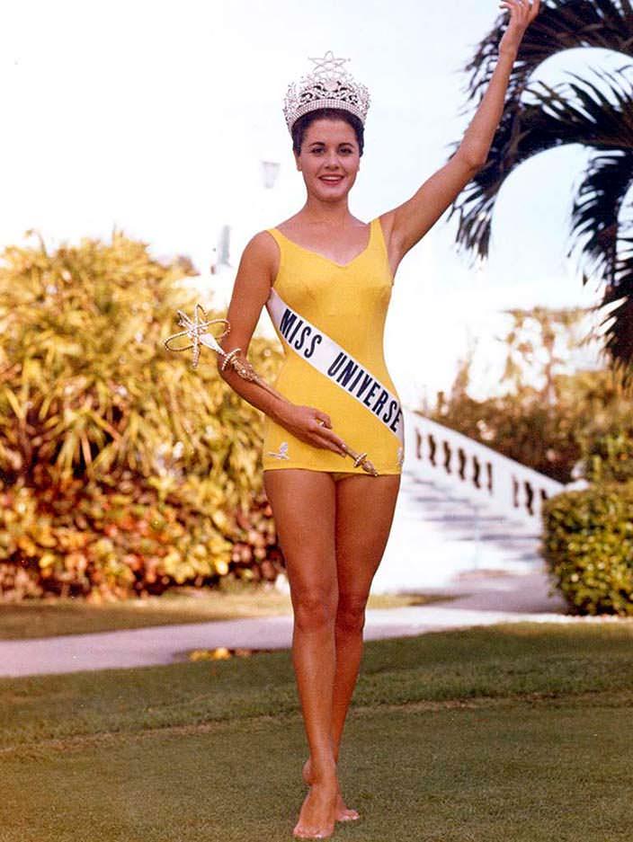 Аргентинская модель Норма Нолан в купальнике
