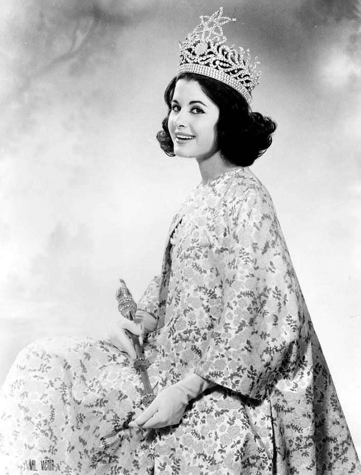 Норма Нолан - Мисс Аргентина 1962