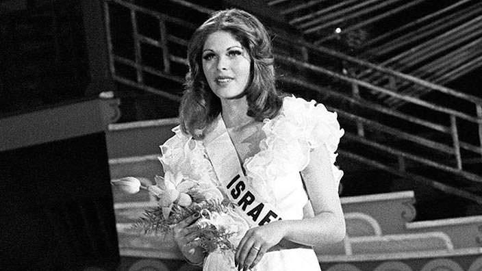 Рина Мессингер - Мисс Вселенная 1976