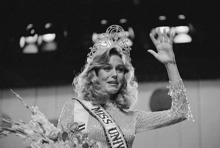 Шон Уизерли - Мисс Вселенная 1980