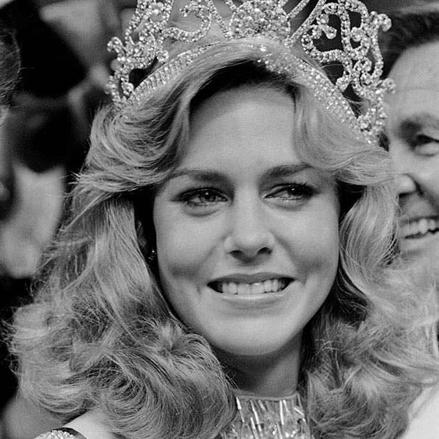 Шон Уэзерли - Мисс США 1980