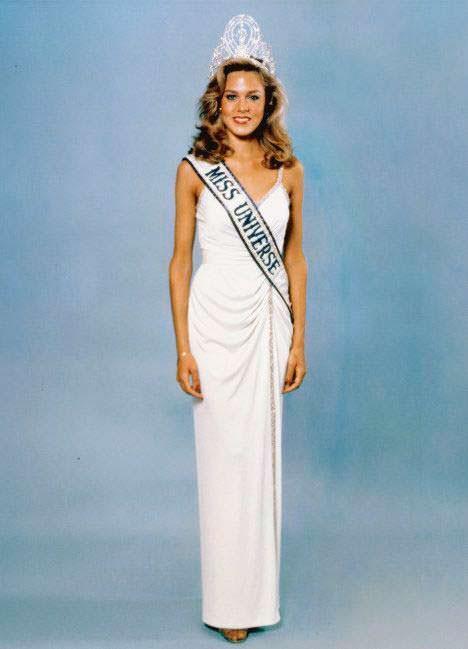 Шон Уэзерли - Мисс Вселенная 1980