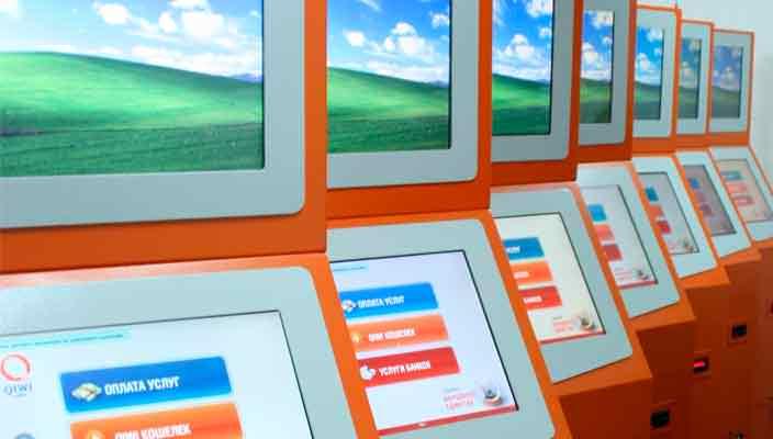 Терминалы самообслуживания в Украине под ключ от SGPay