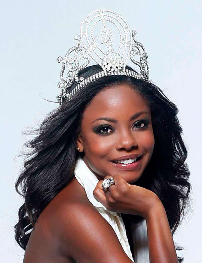 Победительница «Мисс Вселенная 1998»