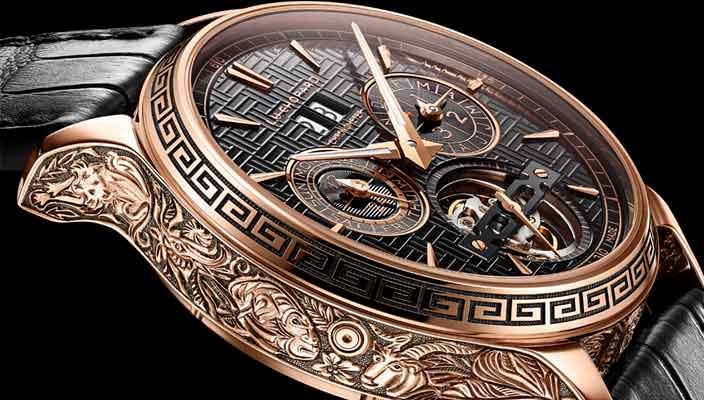 Chopard посвятил золотые часы китайскому зодиаку   фото