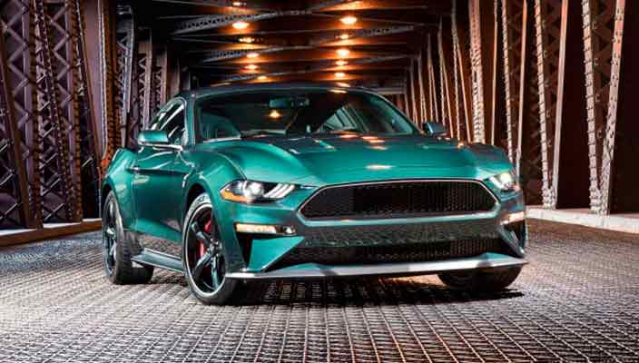 Первый 2019 Ford Mustang Bullitt продадут по цене $300 000