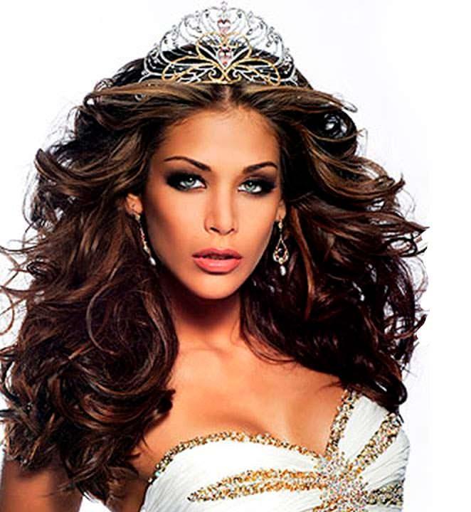 Дайана Мендоса - Мисс Вселенная 2008