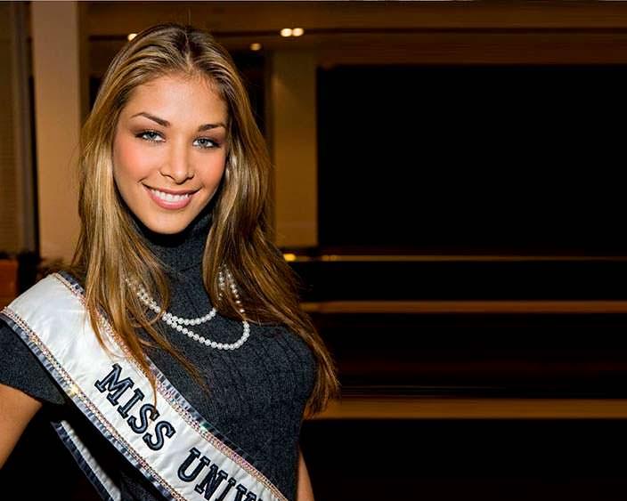 Дайана Мендоса - победительница конкурса Мисс Вселенная 2008