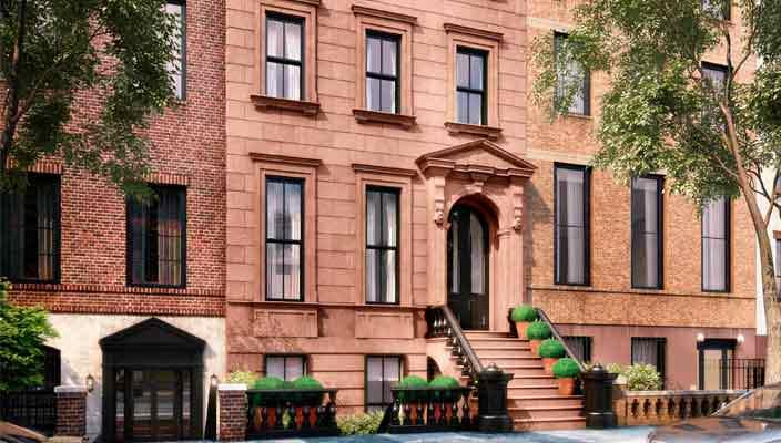 Актёр Дэниел Крейг купил дом в Нью-Йорке   фото и цена