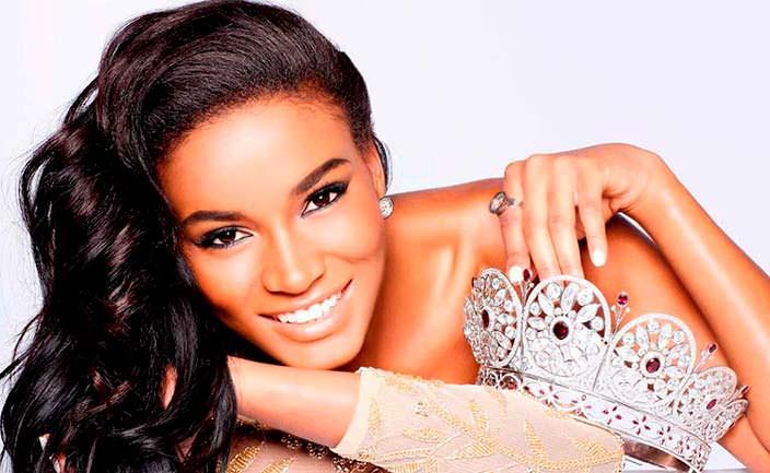 Лейла Лопес - Мисс Вселенная 2011
