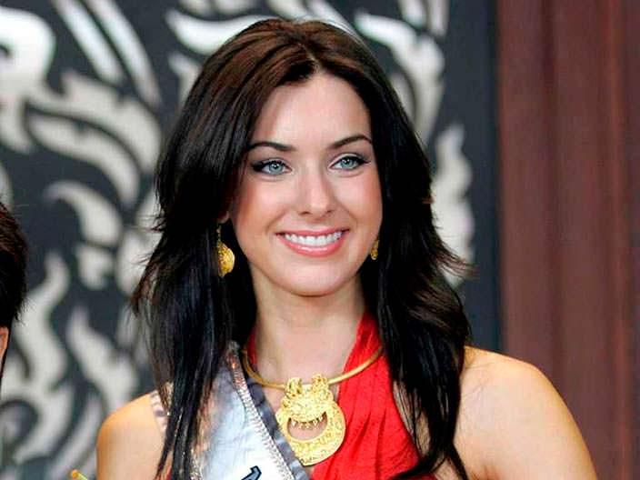 Наталья Глебова - 54-я Мисс Вселенная