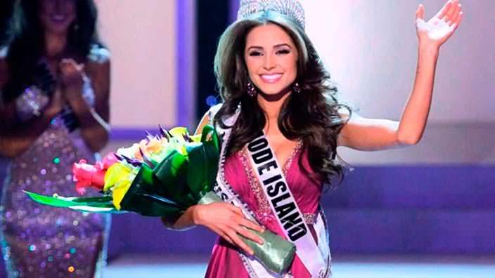 Американка Оливия Калпо - Мисс Вселенная 2012 года