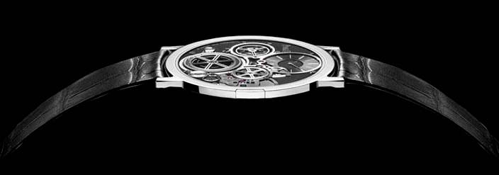 Piaget Altiplano Ultimate Concept: толщина 2 мм