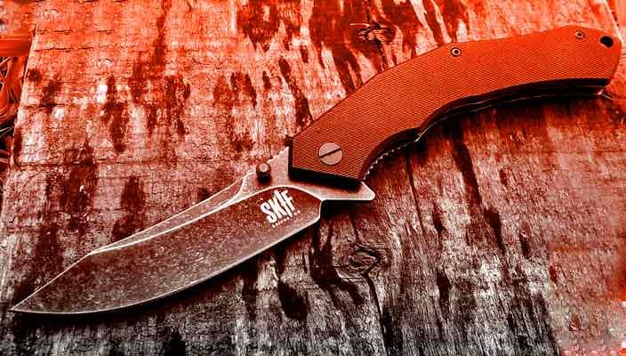 Складные ножи Skif на все случаи жизни от магазина X-Gear