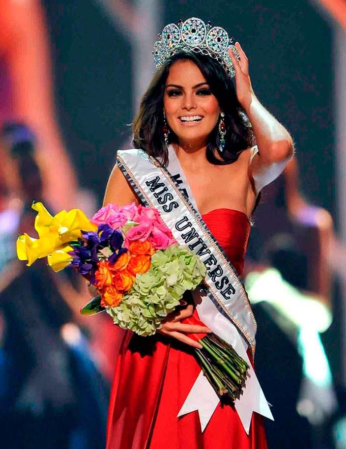 Химена Наваррете - Мисс Мексика 2009