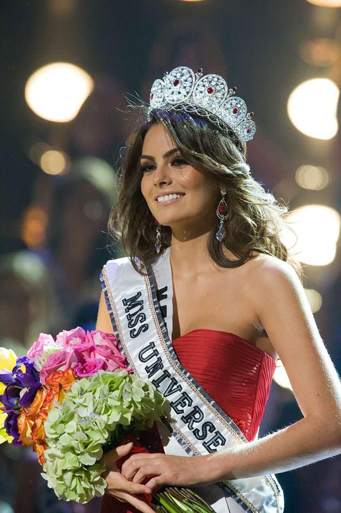 Химена Наваррете - Мисс Вселенная 2010