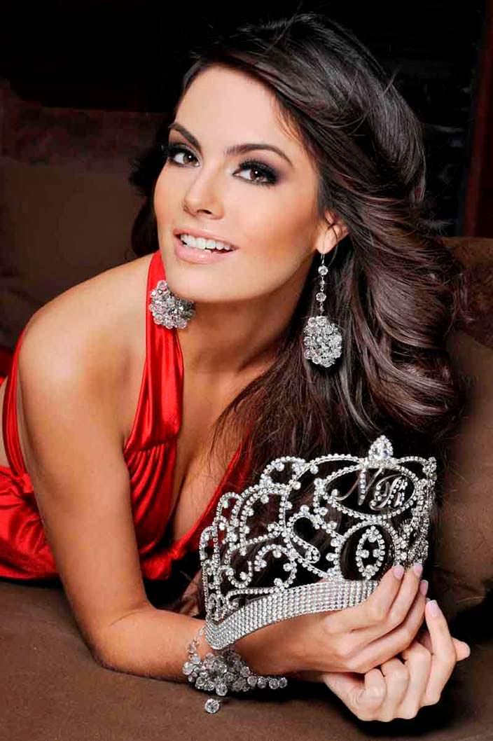 Химена Наваррете - Мисс Вселенная из Мексики