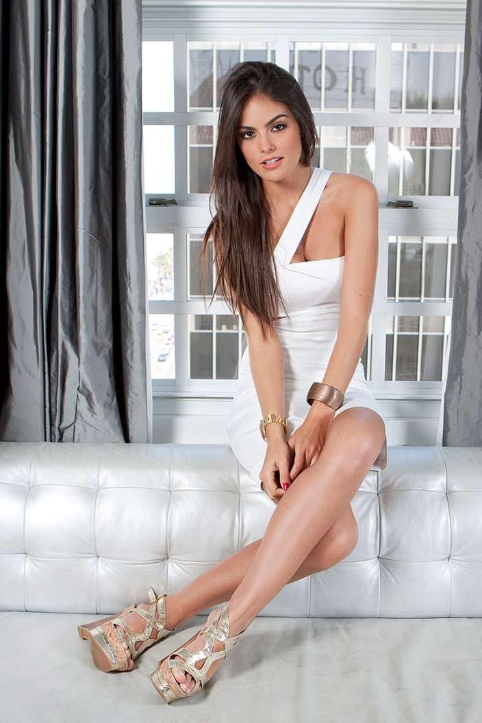 Мексиканская модель Химена Наваррете