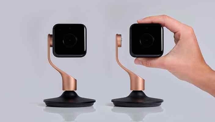 Ив Бехар показал, какой должна быть домашняя камера наблюдения